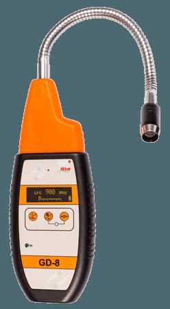 detektor gazu ziemnego